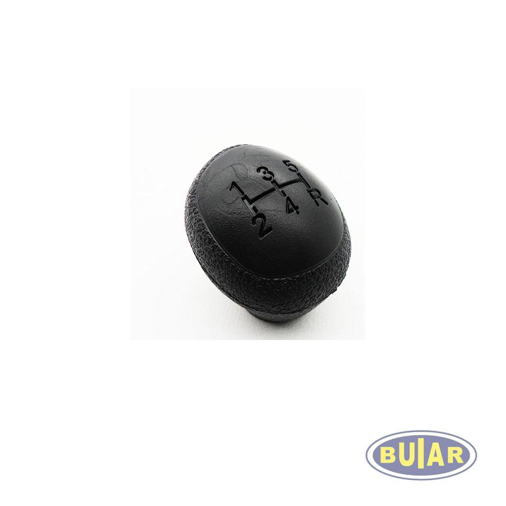 Bola De Cambio Palio EDX/Siena 5M 1995 A 2002 Preta - Buiar Auto Peças - Comércio de Peças em Araucária