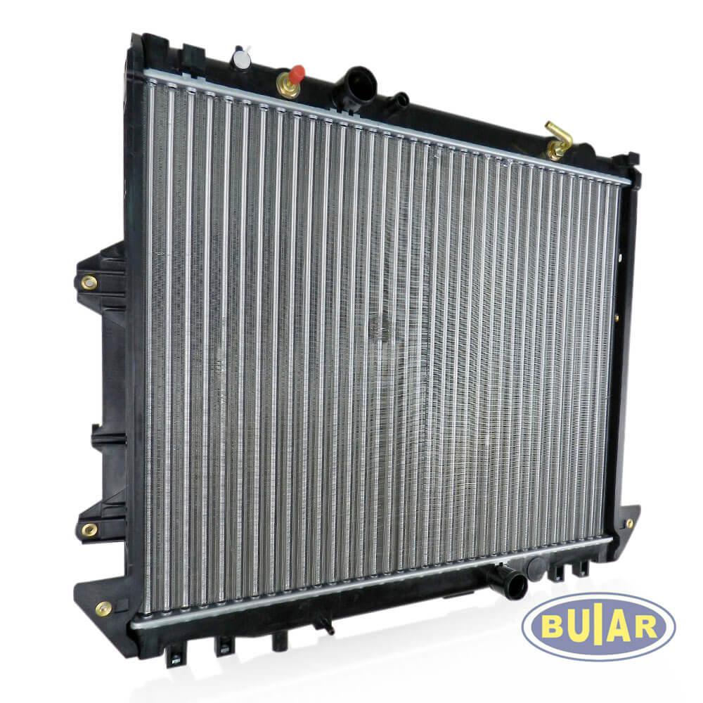 Radiador Toyota Hilux 2005 a 2014 automatica e mecânica Diesel - Buiar Auto Peças - Comércio de Peças em Araucária
