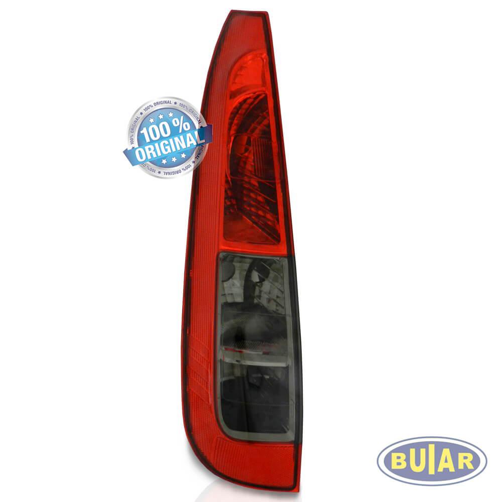 Lanterna traseira Fiesta Hatch 2010 a 2014 Fume - original - Buiar Auto Peças - Comércio de Peças em Araucária