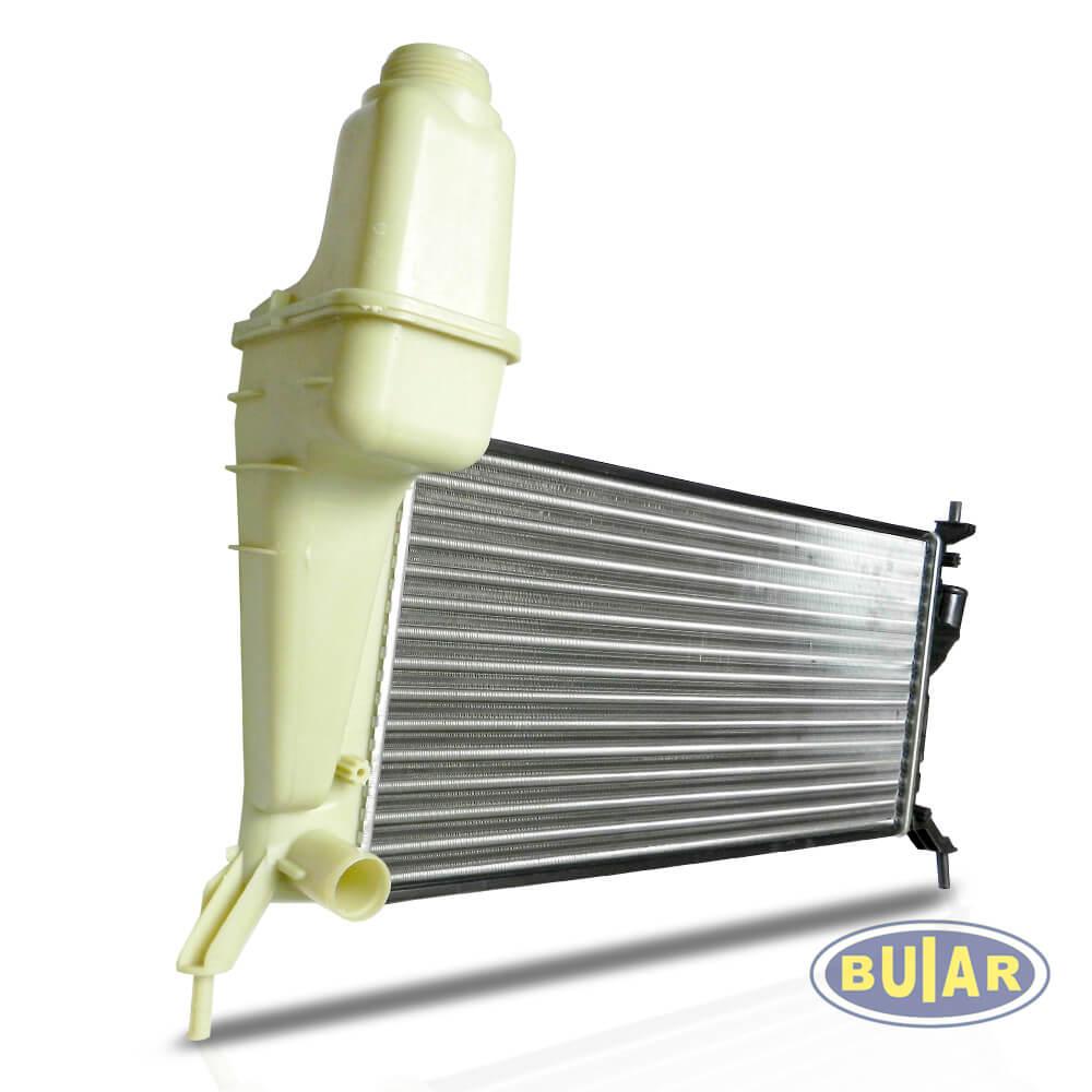 Radiador do Celta 2000 a 2005 1.0 e 1.4 c/ar - Buiar Auto Peças - Comércio de Peças em Araucária